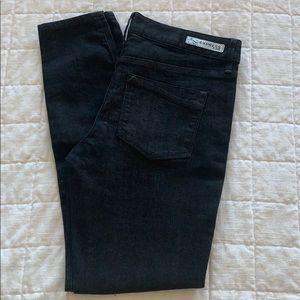 Express Mia legging Jean 6 short